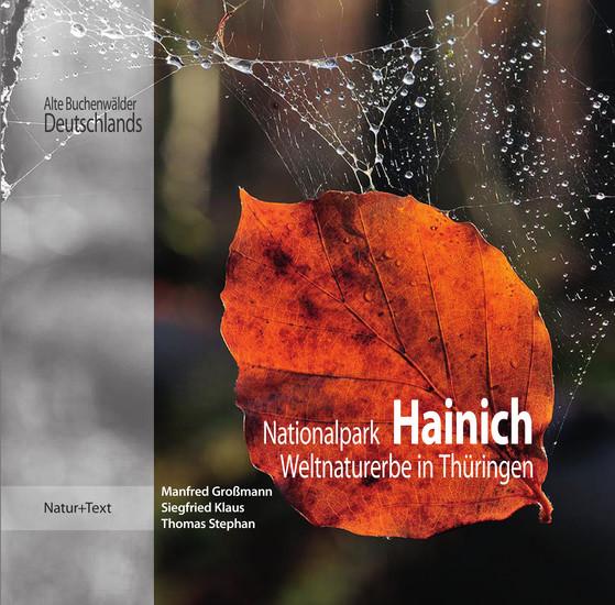Nationalpark Hainich - Weltnaturerbe in Thüringen - cover