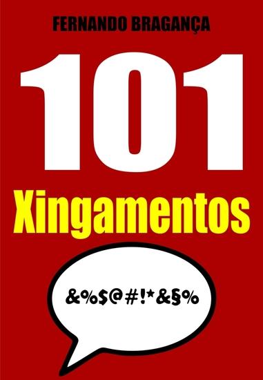 101 Xingamentos - cover