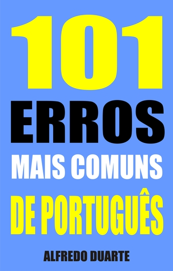 101 Erros mais comuns de português - cover