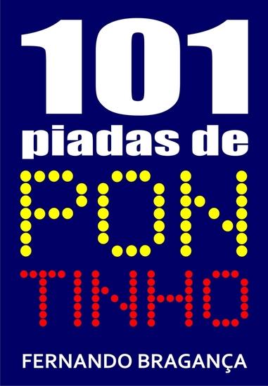 101 Piadas de pontinho - cover