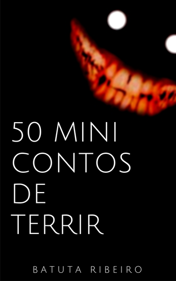 Cinquenta minicontos de terrir - cover