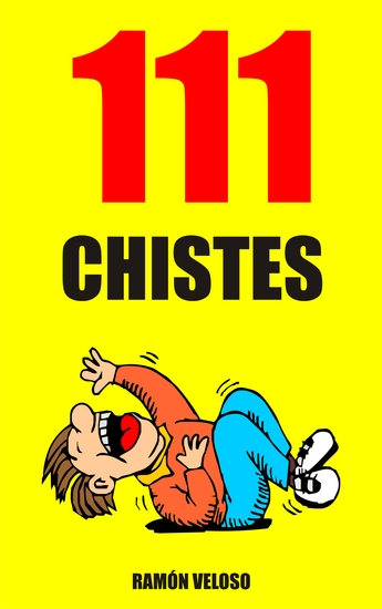 111 Chistes - cover