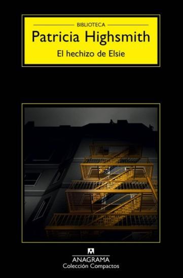 El hechizo de Elsie - cover