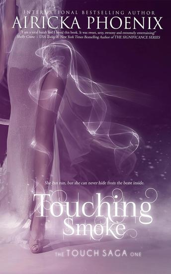 Touching Smoke - Touch Saga #1 - cover