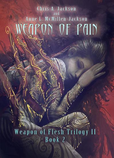 Weapon of Pain - Weapon of Flesh Series #5 - cover