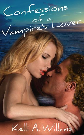 Confessions of a Vampire's Lover - cover