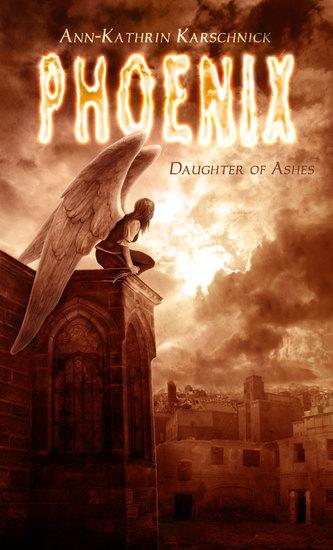 Phoenix - Daughter of Ashes - Teslapunk - cover