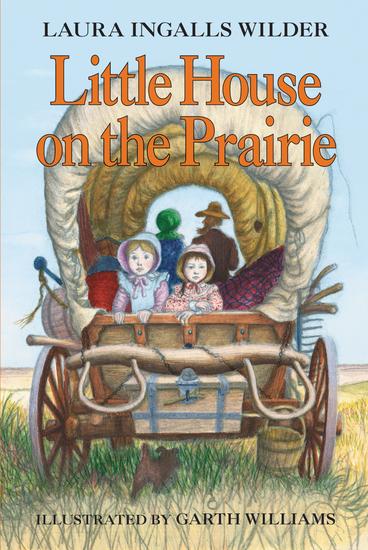 Little House on the Prairie - cover