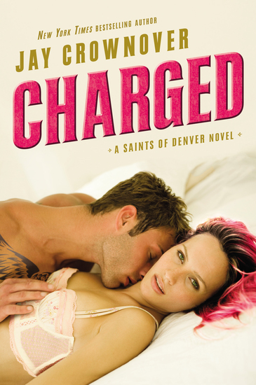 Charged - A Saints of Denver Novel - cover