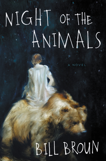 Night of the Animals - A Novel - cover