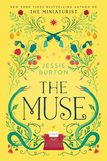 The Muse - A Novel - cover
