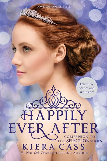 Happily Ever After: Companion to the Selection Series - cover
