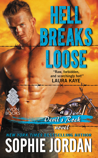 Hell Breaks Loose - A Devil's Rock Novel - cover