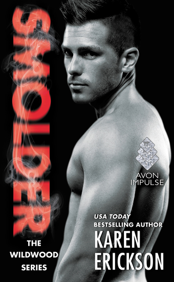 Smolder - The Wildwood Series - cover