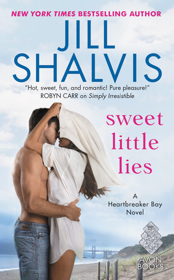 Sweet Little Lies - A Heartbreaker Bay Novel - cover