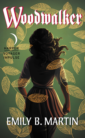 Woodwalker - Creatures of Light Book 1 - cover