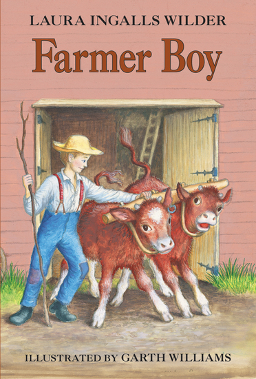 Farmer Boy - cover