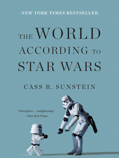 The World According to Star Wars - cover
