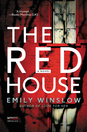 The Red House - A Keene and Frohmann Mystery - cover