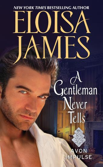 A Gentleman Never Tells - A Novella - cover