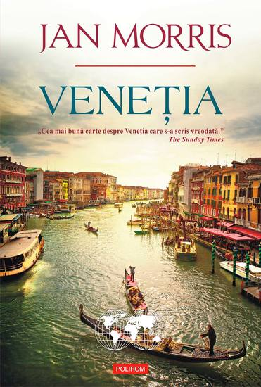 Veneţia - cover