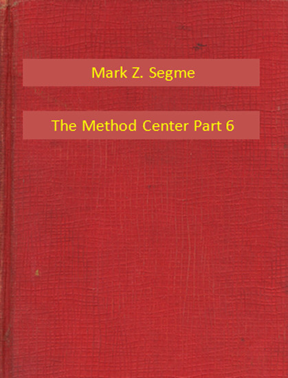 The Method Center Part 6 - cover