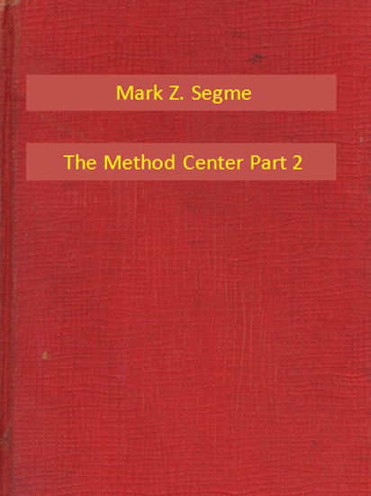 The Method Center Part 2 - cover