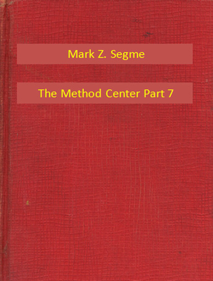 The Method Center Part 7 - cover