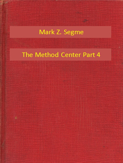 The Method Center Part 4 - cover