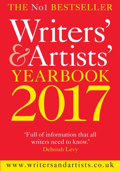 Writers' & Artists' Yearbook 2017 - cover