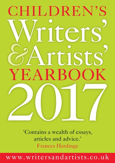 Children's Writers' & Artists' Yearbook 2017 - cover