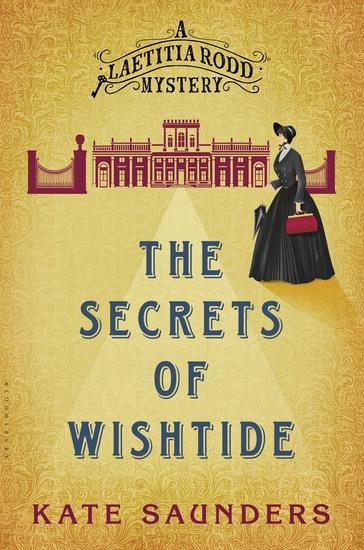 The Secrets of Wishtide - cover