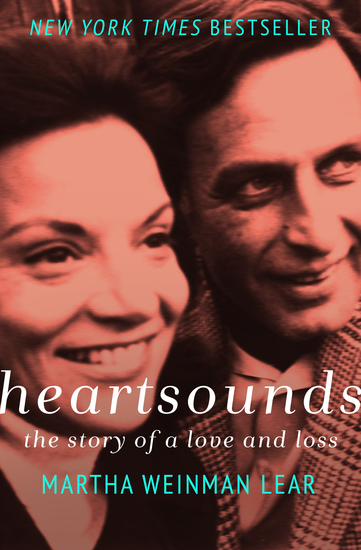 Heartsounds - The Story of a Love and Loss - cover