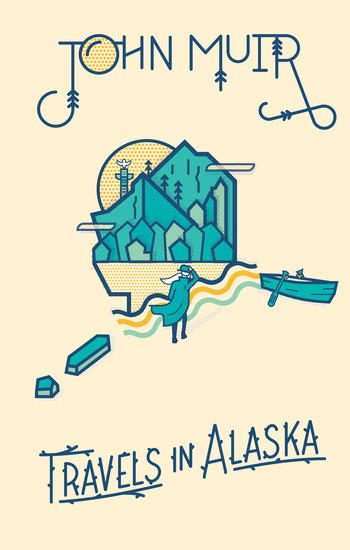 Travels in Alaska - cover
