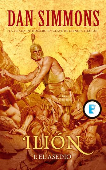 Ilion I El asedio - cover