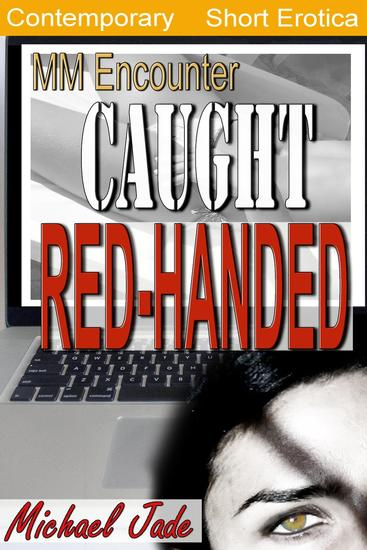 Caught Red Handed - cover