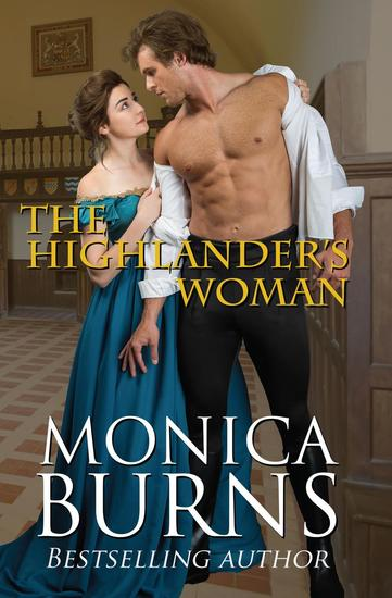 The Highlander's Woman - Reckless Rockwoods #3 - cover