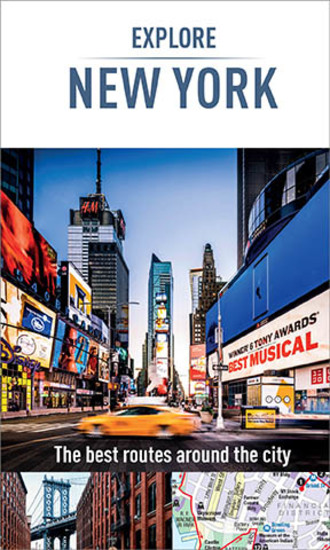 Insight Guides Explore New York (Travel Guide eBook) - cover
