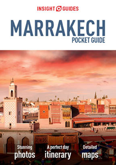 Insight Guides Pocket Marrakesh (Travel Guide eBook) - cover