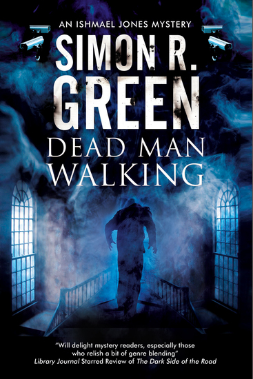 Dead Man Walking - A country house murder mystery with a supernatural twist - cover