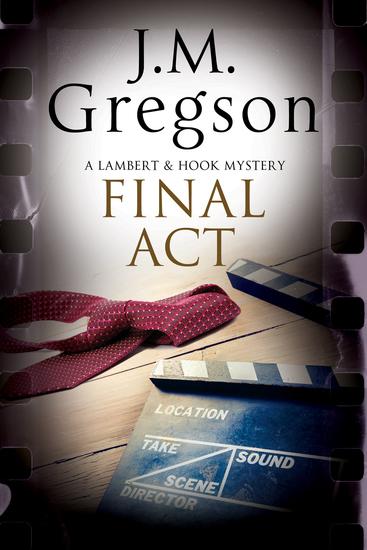 Final Act - A Lambert & Hook Police Procedural - cover