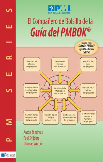 El El Compañero de Bolsillo de la Guía del PMBOK® - cover