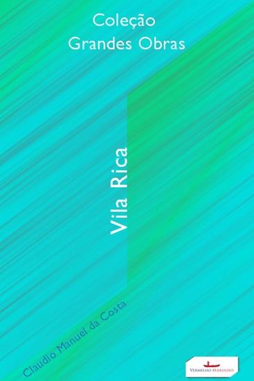Vila Rica - cover