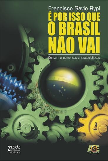 É Por Isso que o Brasil Não Vai - cover