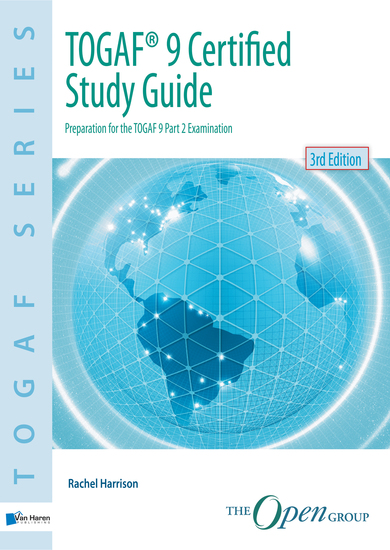 TOGAF® 9 Certified Study Guide – 3rd Edition - cover
