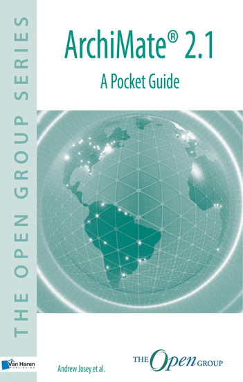 ArchiMate® 21 – A Pocket Guide - cover