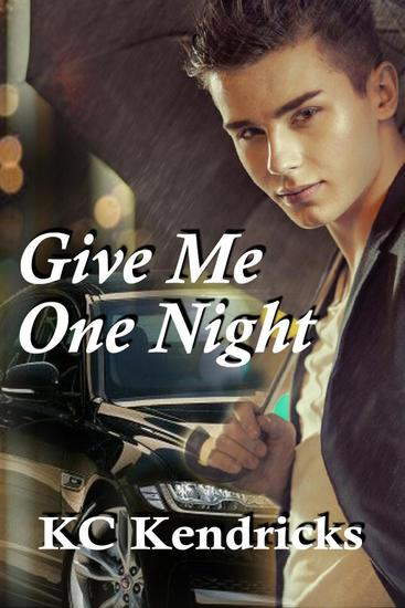 Give Me One Night - cover