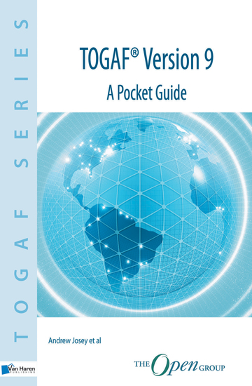 TOGAF® Version 9 - A Pocket Guide - cover