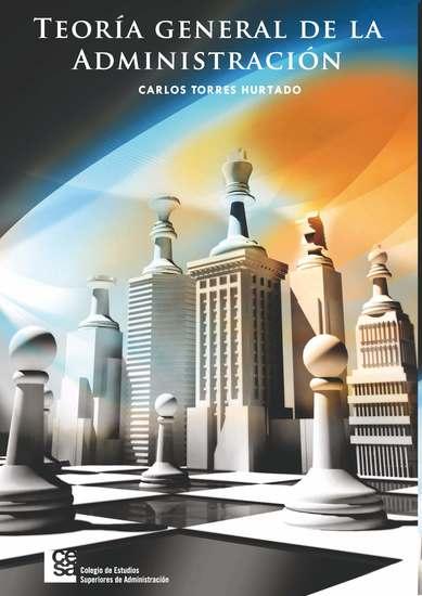 Teoría General de la Administración - cover