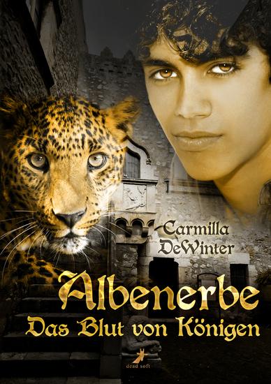 Albenerbe - Das Blut von Königen - cover